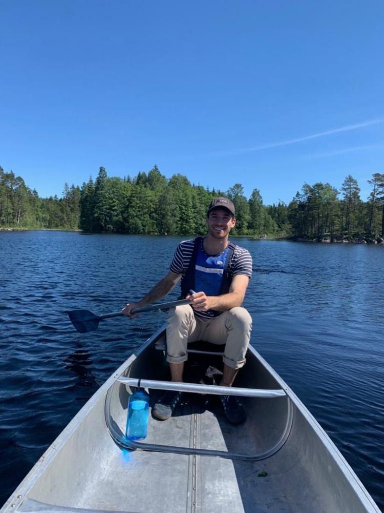 Kanu Schweden